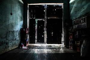 old storage